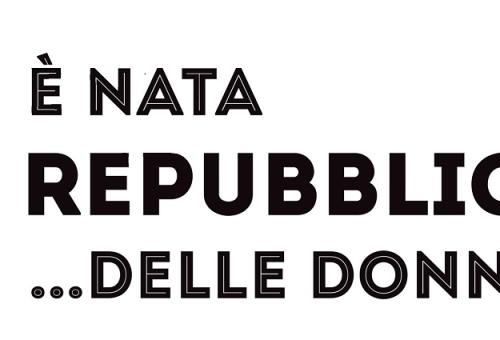 Volantino e_nata la Repubblica delle donne