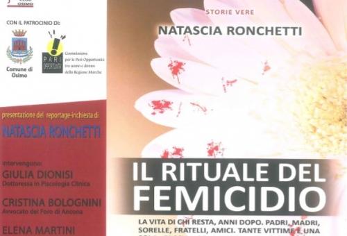 Locandina Rituale del Femicidio