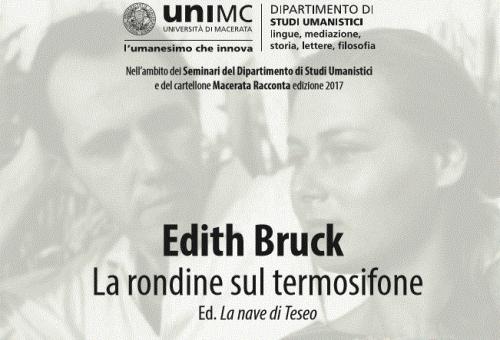 Ritaglio Edith Bruck