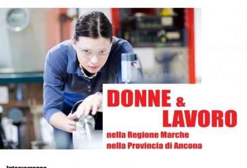 Locandina Donne & Lavoro